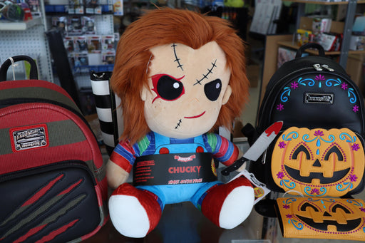 CHUCKY HUGME VIBRATING PLUSH *BATTERIES INCLUDED* BY KIDROBOT