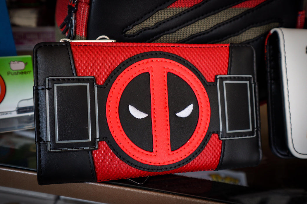 DEADPOOL WALLET X LOUNGEFLY