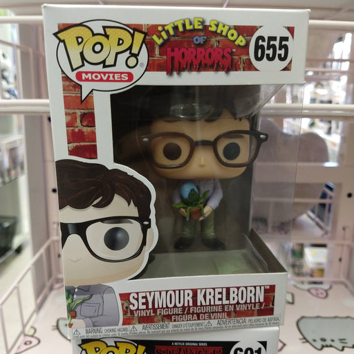 Seymour Krelborn - Little Shop Of Horrors: Funko Pop