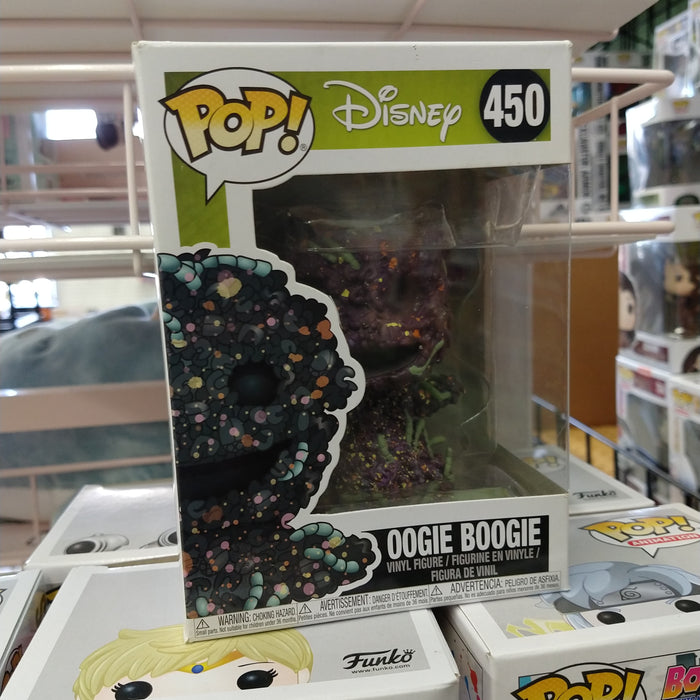 Oogie Boogie - The Nightmare Before Christmas: Funko Pop