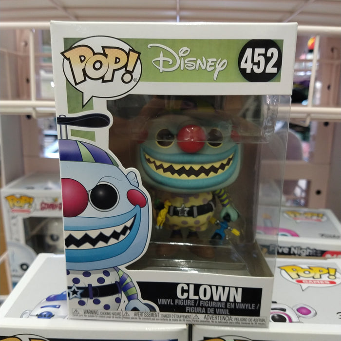 Clown - The Nightmare Before Christmas: Funko Pop