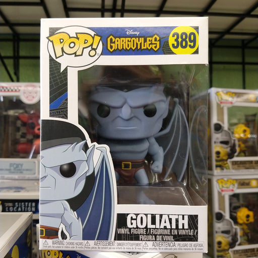 Goliath - Gargoyles: Funko Pop