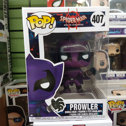 Prowler - Spiderman : Funko Pop