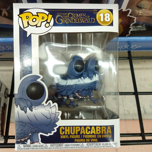 Chupacabra - fantastic beasts: Funko Pop