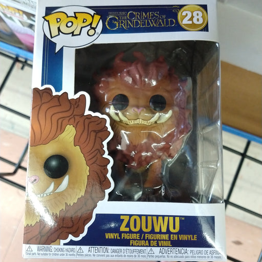 Zouwu - fantastic beasts: Funko Pop