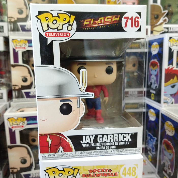 Jay Garrick - The Flash: Funko Pop