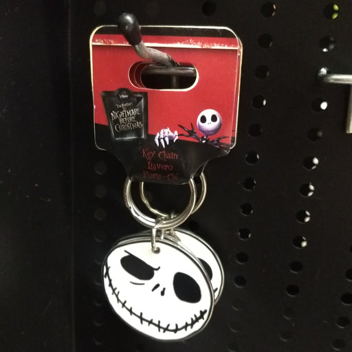 The nightmare before Christmas Jack face key chain accessories