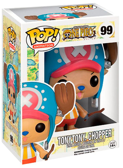 Tony Tony. Chopper - ONE PIECE: FUNKO POP! VINYL