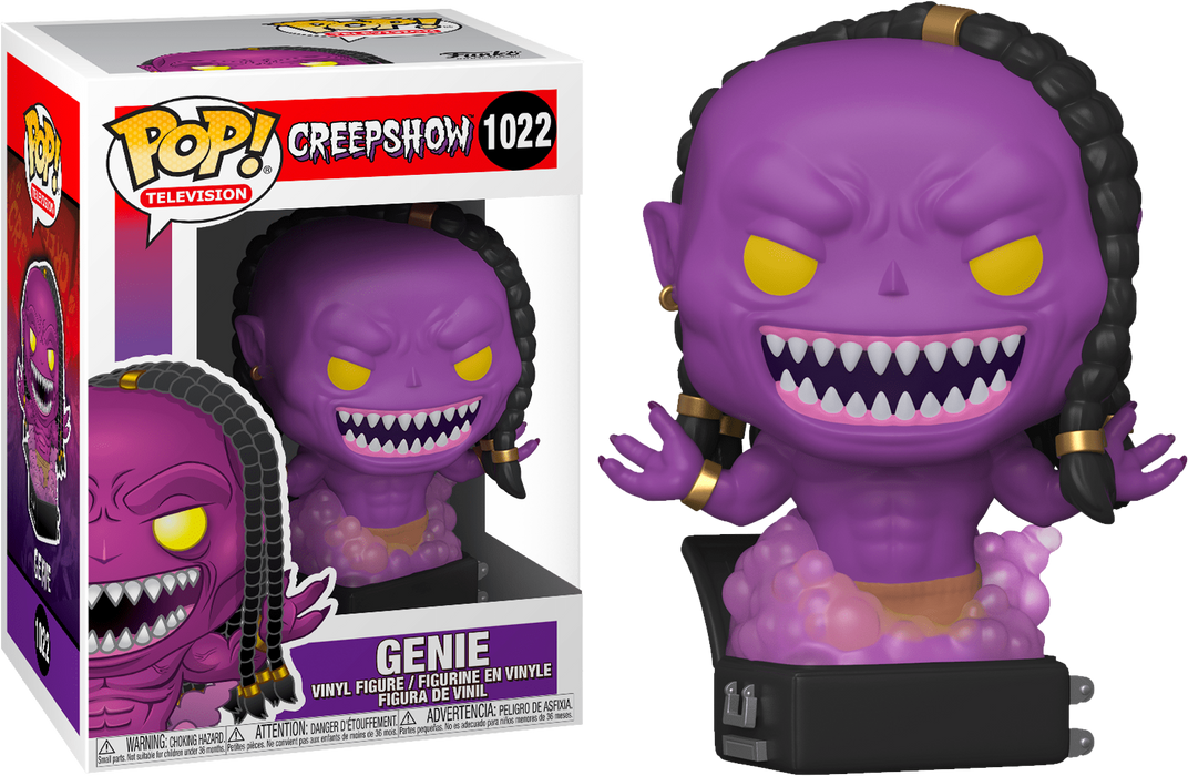 Genie - Creepshow Pop! Vinyl Figure