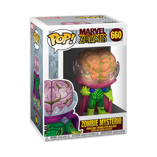 Zombies Mysterio - Marvel: Funko POP!
