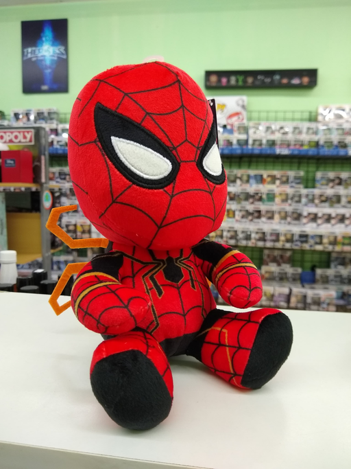 SPIDER-MAN PHUNNY PLUSH BY KIDROBOT - AVENGERS INFINITY WAR 1