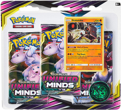 Unified Minds: Blister Pack