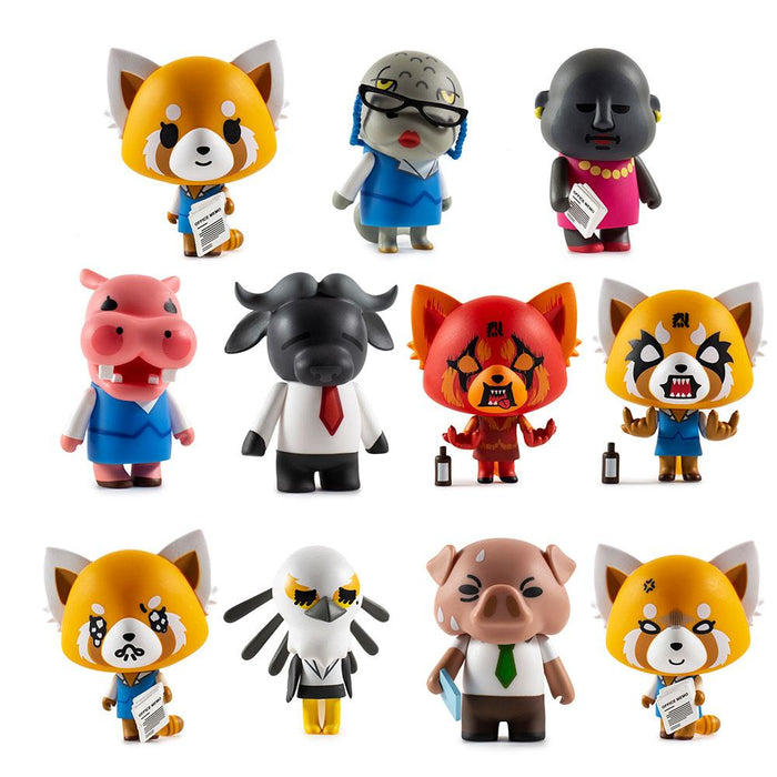 AGGRETSUKO BLIND BOX MINI SERIES3