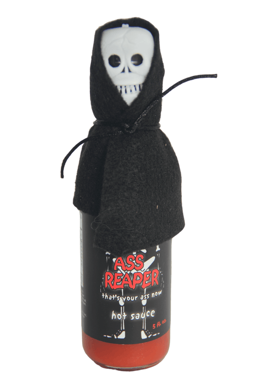 Ass Reaper Hot Sauce PNG