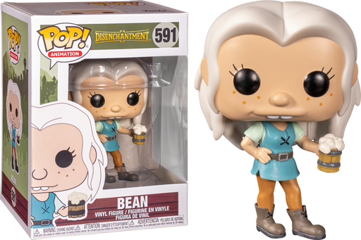 Bean - Disenchantment Funko Pop!