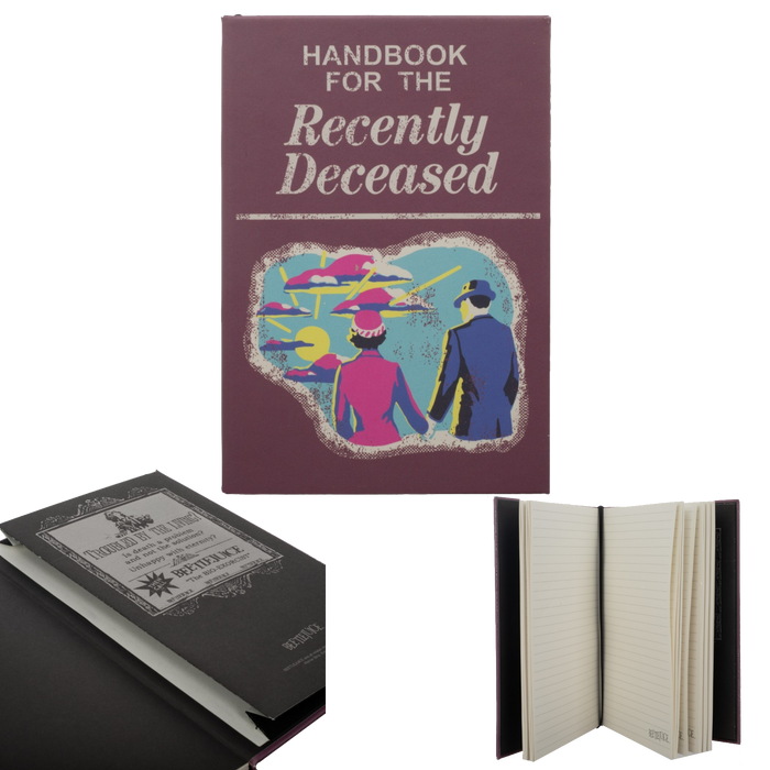 Beetlejuice Handbook for Deceased Better Journal