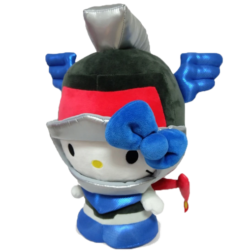 HELLO KITTY COSPLAY KAIJU MECHAZOAR PLUSH- KNIGHT BY KIDROBOT X SANRIO