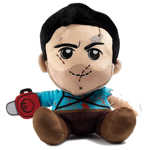 ARMY OF DARKNESS PHUNNY PLUSH- ASH PHUNNY PLUSH BY KIDROBOT