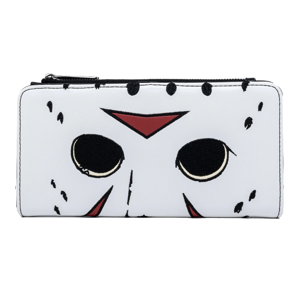 FRIDAY THE 13TH JASON WALLET-SW X LOUNGEFLY