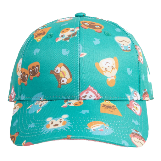 Animal Crossing AOP Hat - Bioworld
