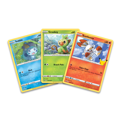 Pokémon TCG: First Partner Pack (Galar)