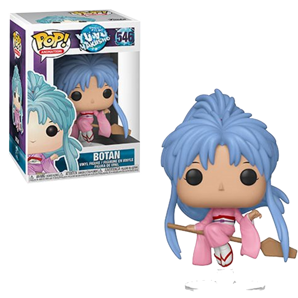 Botan - Yu Yu Hakusho: Pop! Animation