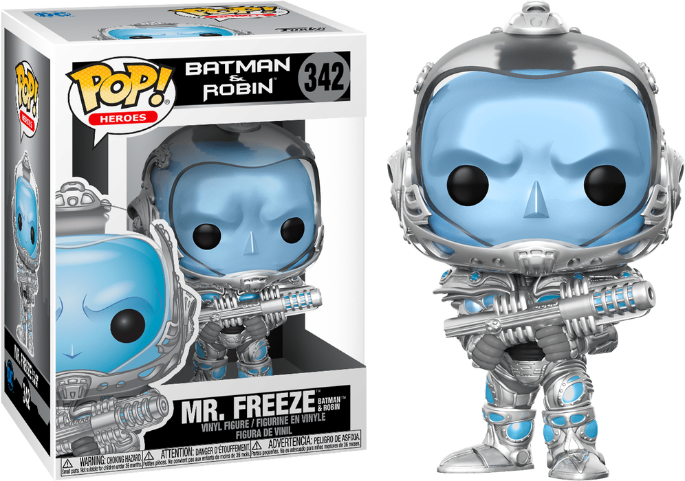 Mr.Freeze - Batman & Robin Funko Pop! Vinyl Figure