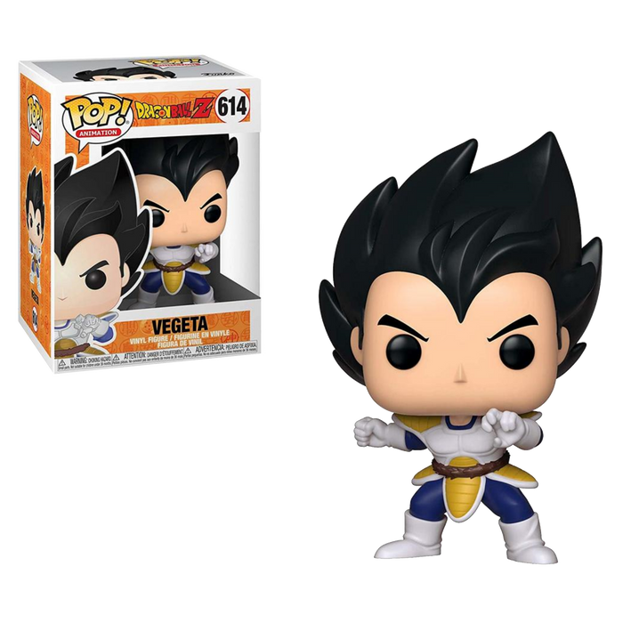VEGETA -  DRAGON BALL Z FUNKO POP! ANIMATION VINYL FIGURE