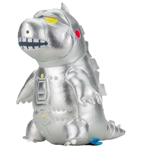 MechaGodzilla Phunny Plush by Kidrobot
