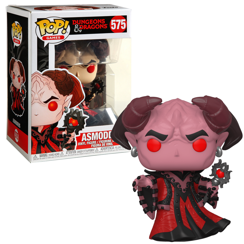 Asmodeus - Dungeons & Dragons Pop! Vinyl Figure