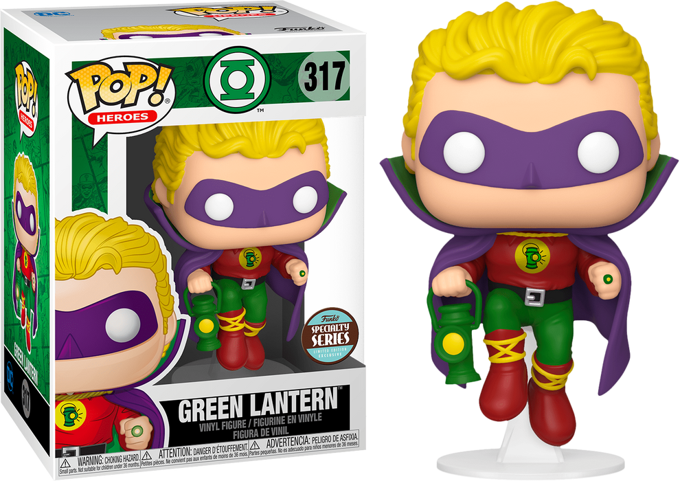 Green Lantern - Alan Scott Green Lantern Pop! Specialty Series Vinyl Figure