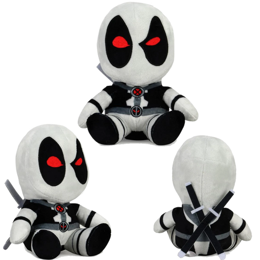 MARVEL X-FORCE DEADPOOL PHUNNY PLUSH BY KIDROBOT
