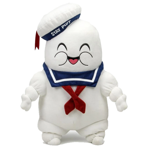 GHOSTBUSTERS STAY PUFT HUGME VIBRATING PLUSH BY KIDROBOT