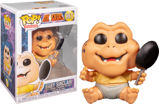 Baby Sinclair - Dinosaurs (1991) Pop! Vinyl Figure