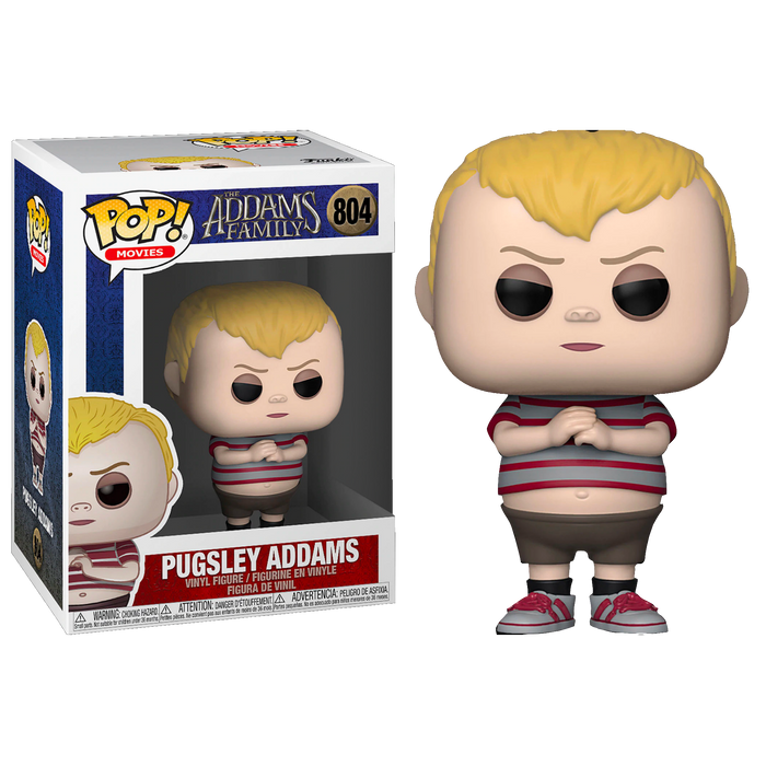 Pugsley Addams Pop! Vinyl Figure - The Addams Family (2019)