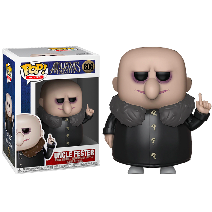 Uncle Fester Addams Pop! Vinyl Figure - The Addams Family (2019)