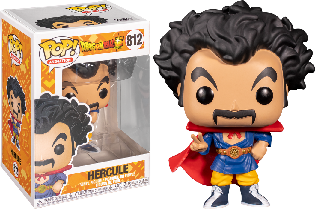 Hercule -  Funko Pop! Dragon Ball Z Vinyl Figure