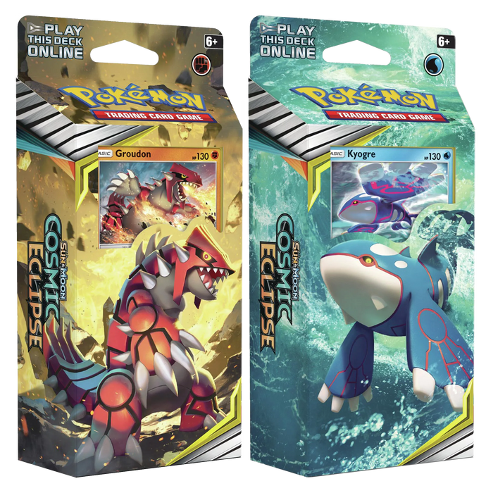 COSMIC ECLIPSE Pokémon Sun & Moon TCG: Theme Deck