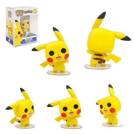 Pikachu (Waving) Pop! - Pokemon  #553