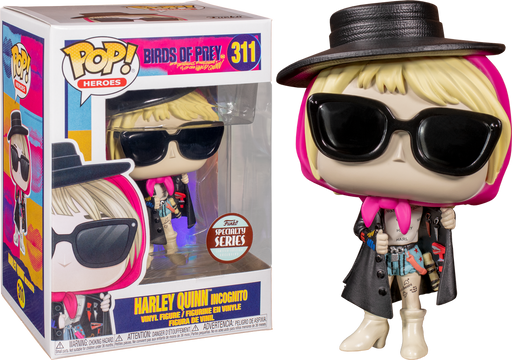 Harley Quinn - Specialty Series Birds of Prey (2020) Pop! Vinyl Figure