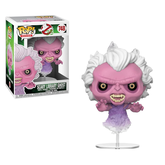 Scary Library Ghost - Movies: Ghostbusters POP! VINYL FIGURE