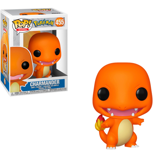 Charmander - Funko Pop Games: Pokémon
