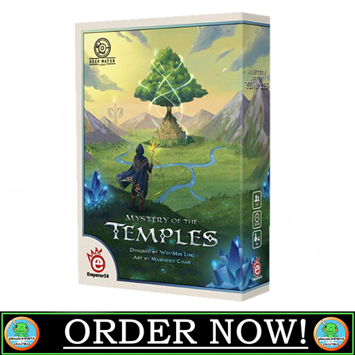 Mystery of the Temples - Deep water games1
