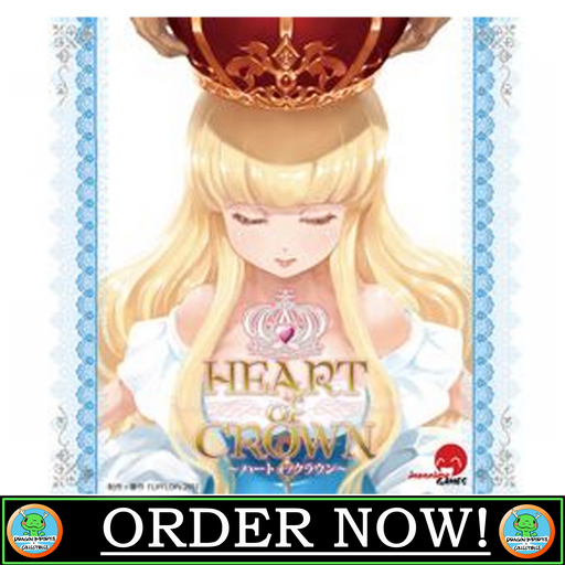 Heart of Crown: Deck Building Card Game - Japanime games1