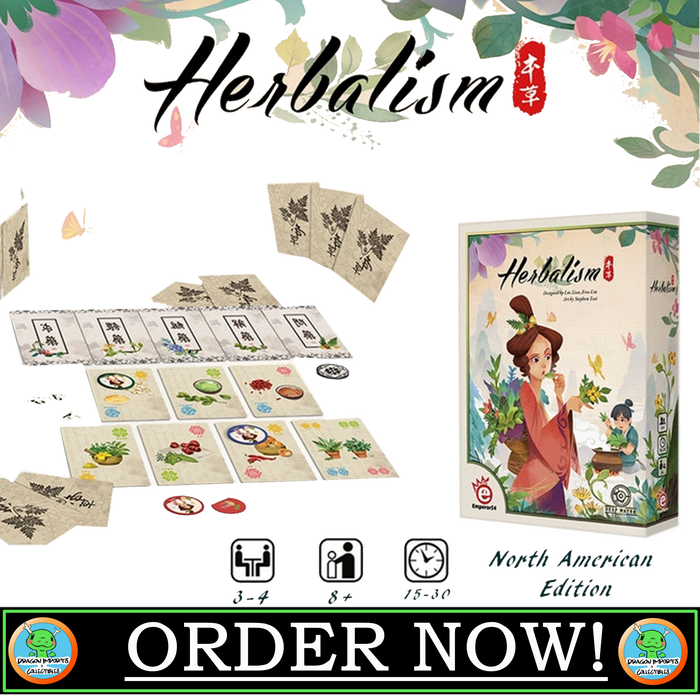 Herbalism by Deep Water Games