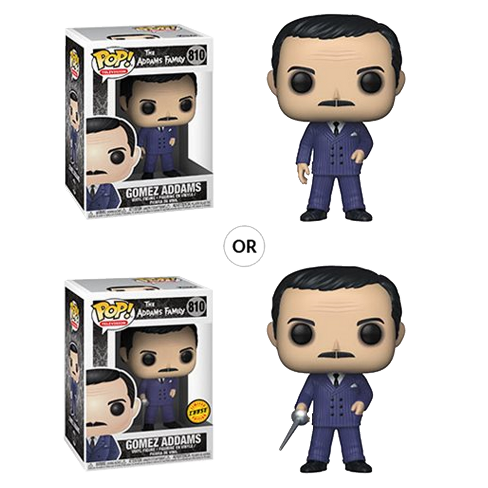 Gomez Addams- POP TV: The Addams Family