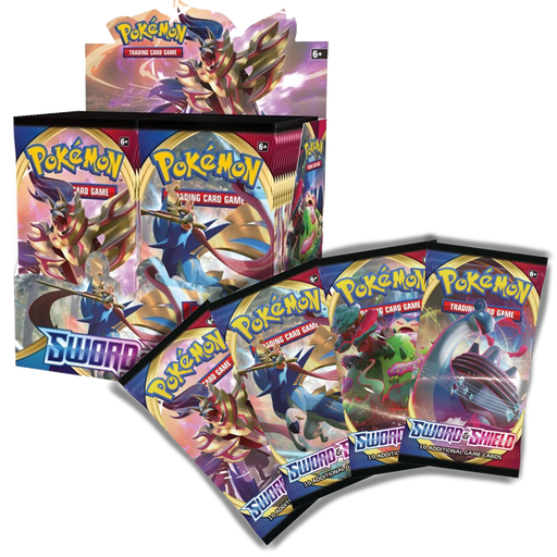 Sword & Shield - Pokemon TCG sets: Singles!