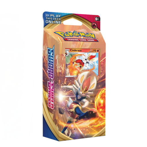 Sword & shield Pokémon TCG: Theme Deck