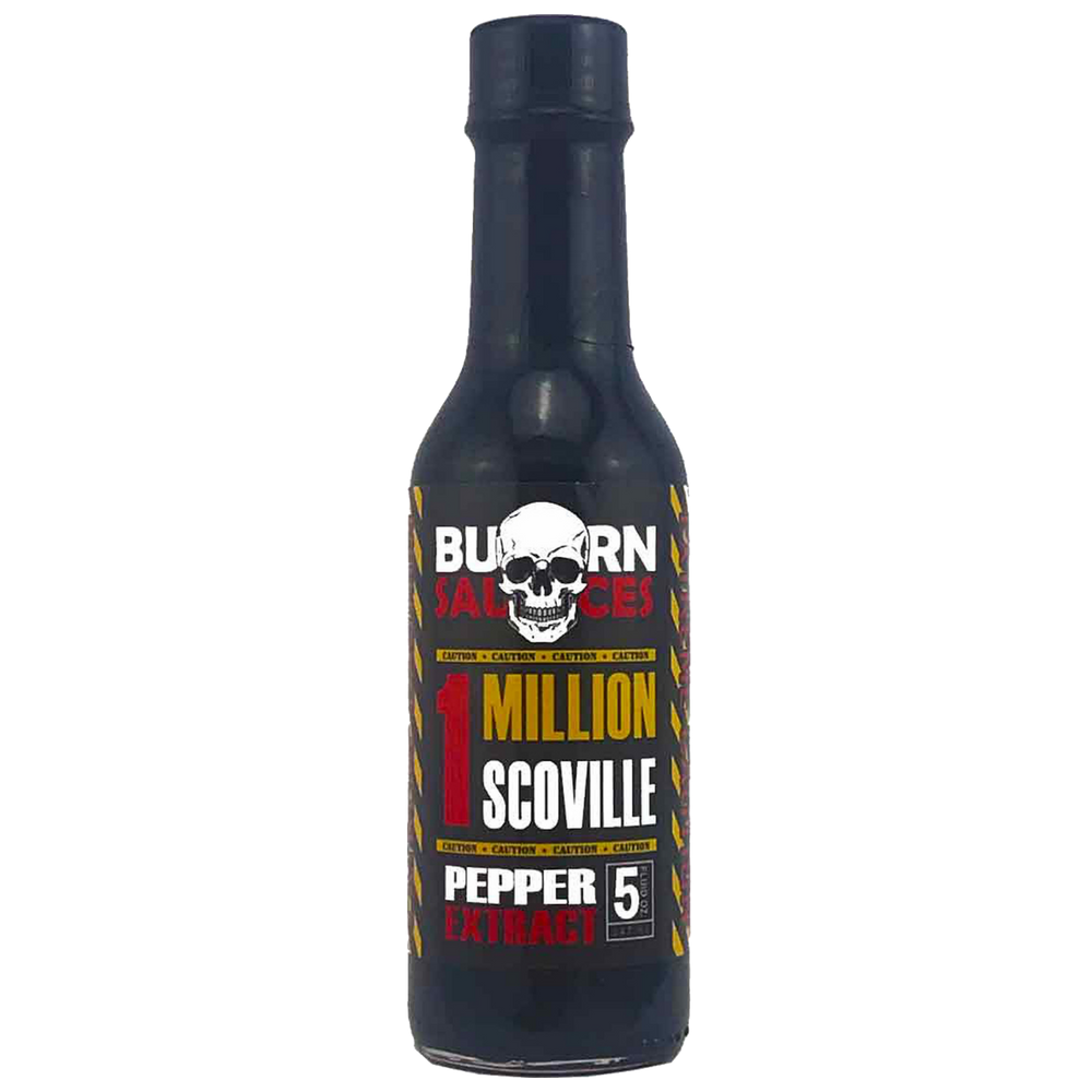 1M Scoville Pepper Extract - Burn Sauces
