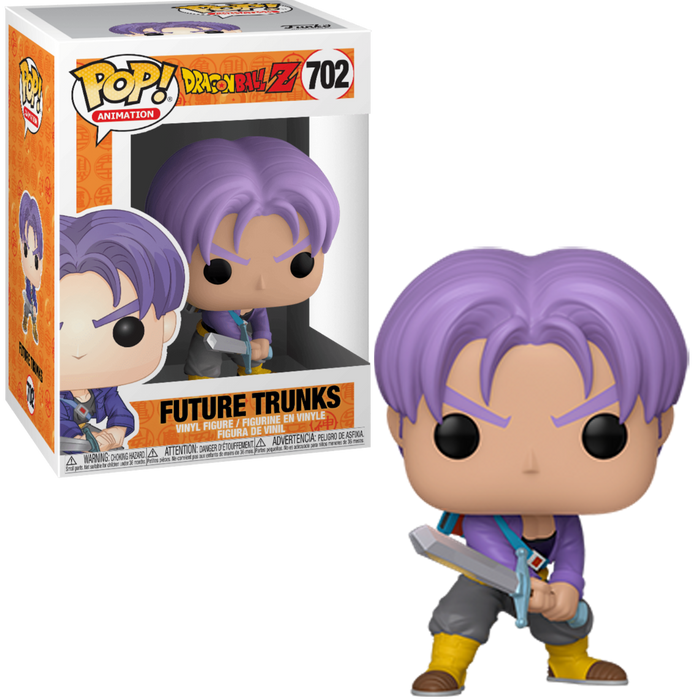 Future Trunks - Pop! Dragon Ball Z Vinyl Figure